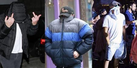 """""""DiCaprio Hiding"""": Cosa Fa Leonardo DiCaprio pur di Non Farsi Riconoscere? Ecco le Foto Divertenti!"""
