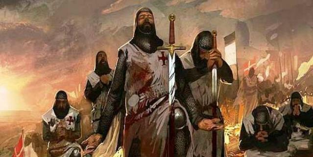 venerdì 13 superstizioni cavalieri templari
