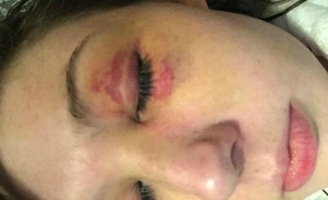 mamma sta con ex violento della figlia