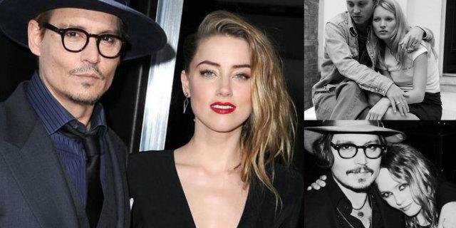 Johnny Depp È Di Nuovo Single, Ma Meglio Non Montarsi La Testa: Ecco Tutte Le Sue Ragazze