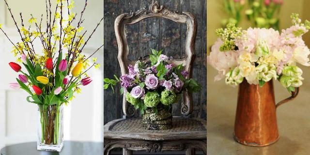 Composizioni floreali moderne: le ultime tendenze