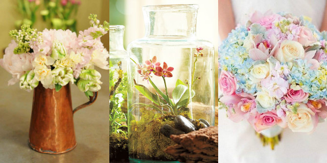composizioni floreali da