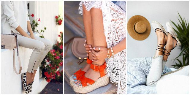 Espadrillas: Scopri Le Scarpe Più di Moda per L'Estate 2016