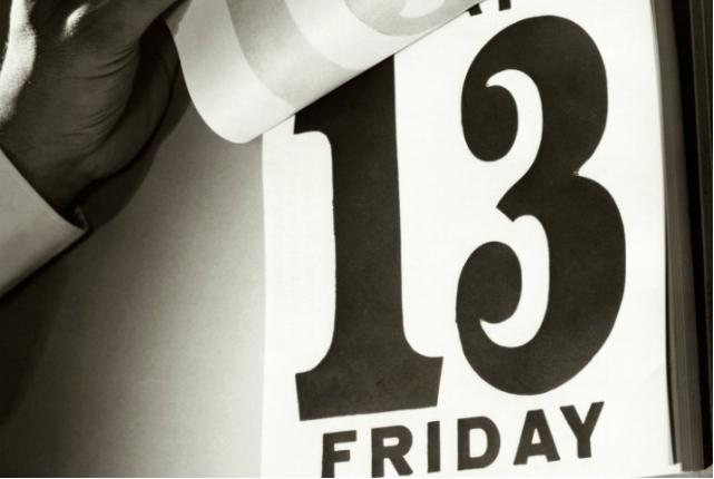 origini superstizioni venerdì 13