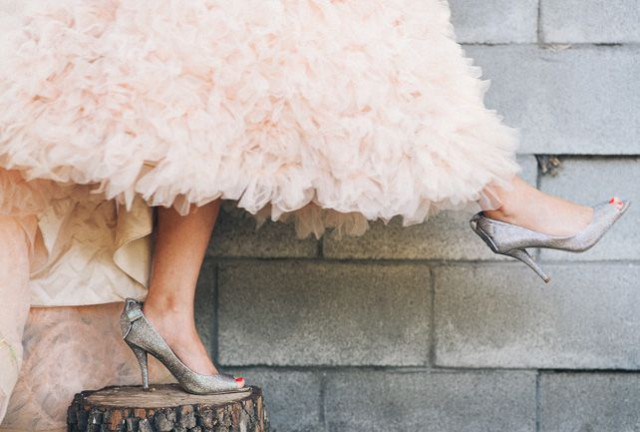 Scarpe da sposa 2016.