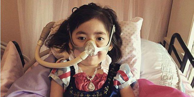 Julianna, la bambina di 5 anni che aveva scelto di morire