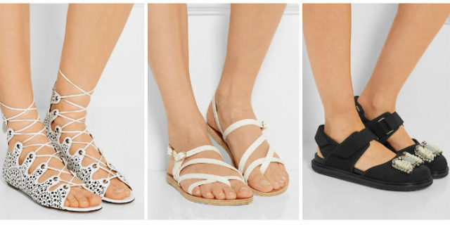 L'estate è arrivata, tornano i sandali: ecco i modelli più belli per la bella stagione!