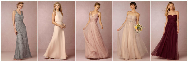 best website 63a27 8bb89 Vestiti da damigella per ogni tipo di matrimonio - Roba da Donne