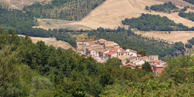 luoghi magici Puglia Celle