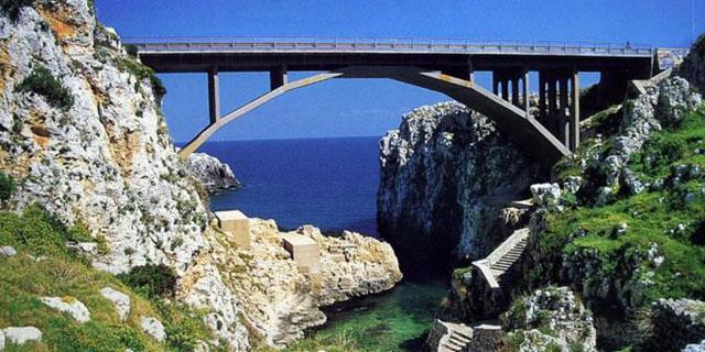 luoghi magici Puglia Ponte del Ciolo