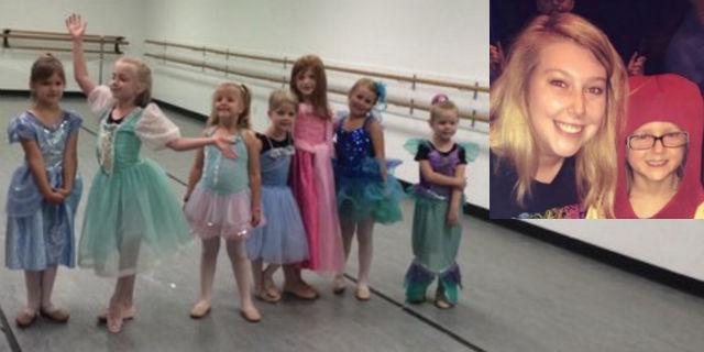 Nel Giorno delle Principesse, Questa Piccola Ballerina dà una Grande Lezione al Web