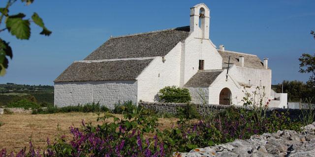 luoghi magici Puglia Barsento