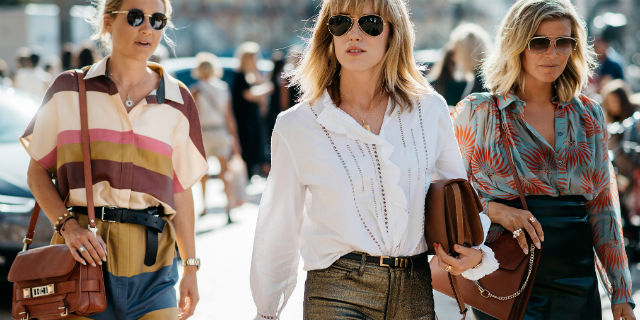 Tendenza per l'estate: la blusa