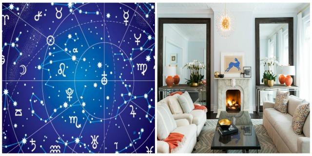 Arredare la casa in base al segno zodiacale: ecco cosa dicono le stelle