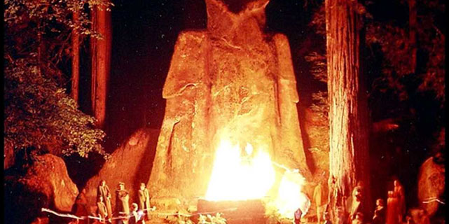 luogo off limits Bohemian Grove
