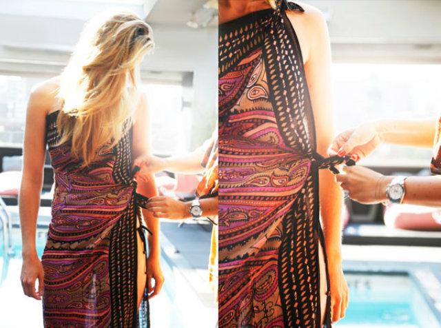 1b2874c7863c Pareo  come indossarlo e nuove tendenze! - Roba da Donne