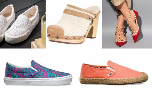 scarpe irrinunciabili da acquistare con i saldi estivi 2016