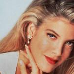 Tori Spelling: ecco com'è diventata e dove vedremo presto Donna di Beverly Hills