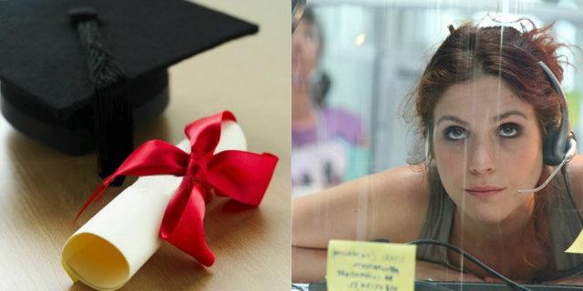Laureate e Senza Lavoro (o Perennemente Precarie): 8 Cose Che Solo Noi Possiamo Capire