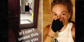 Modella posta la foto di una donna nuda negli spogliatoi e la deride. Ecco cos'è accaduto.