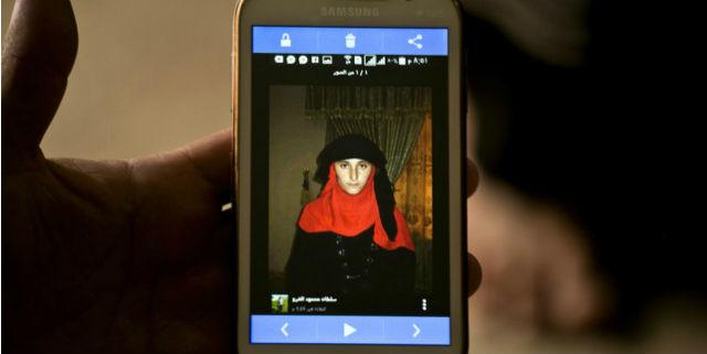 ragazze schiave iraq schedate su app