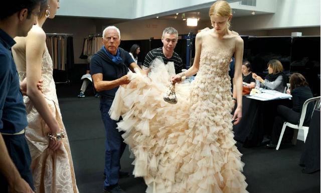 Le case di moda di haute couture