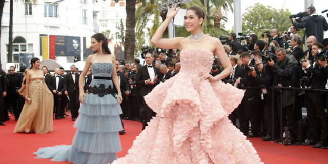 Abiti di Haute Couture sui red carpet