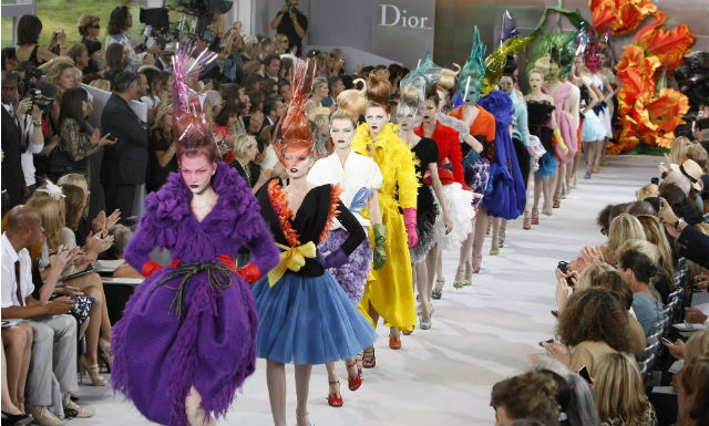 Sfilate di haute couture