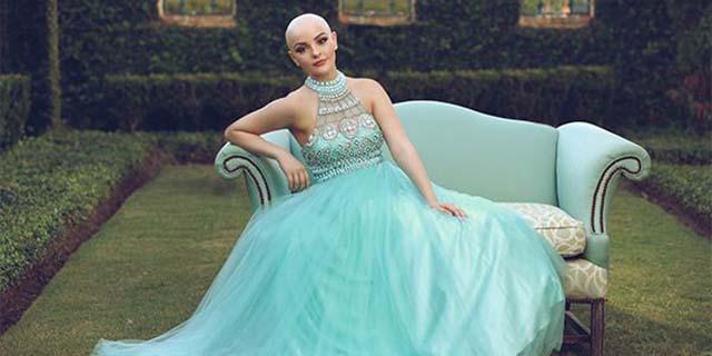 Lei soli anni cancro non impedisce essere principessa