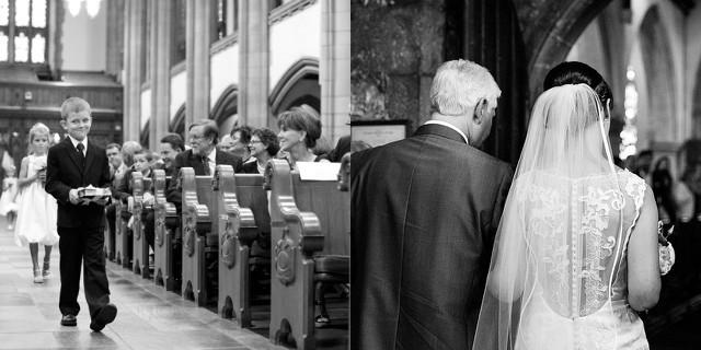 Matrimonio religioso: regole di galateo