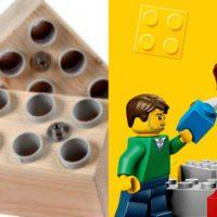 Ecco le Lego giganti per costruire case vere
