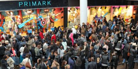 Primark apre altri 2 store e arriva finalmente anche nel centro Italia