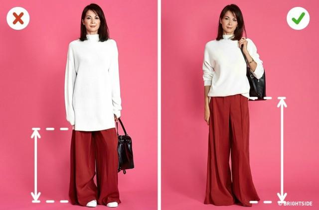 Vestiti 10 Trucchi Per Sembrare Pi Alta Roba Da Donne