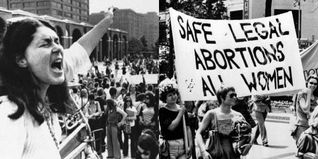 Femminismo secondo dopoguerra anni 60 e 70