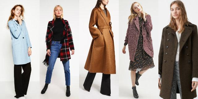 Cappotti autunno inverno 2016