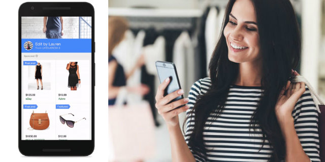 Shop the Look: con Google potrete cercare gli outifit preferiti e comprarli all'istante