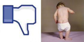 Postate le foto dei vostri figli su Facebook? Attenzione, potreste ritrovarvi in tribunale