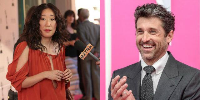 Grey's Anatomy Derek e Cristina