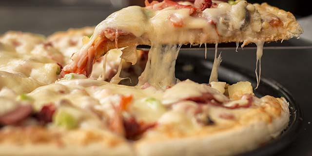 Pizza incentivo necessario lavoro