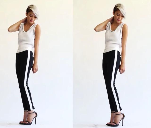 Vestiti: 10 trucchi per sembrare più alta