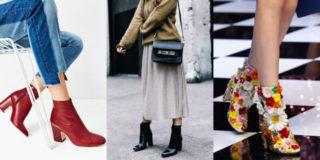 Stivaletti moda autunno