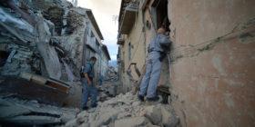 Che cosa fare in caso di terremoto e subito dopo