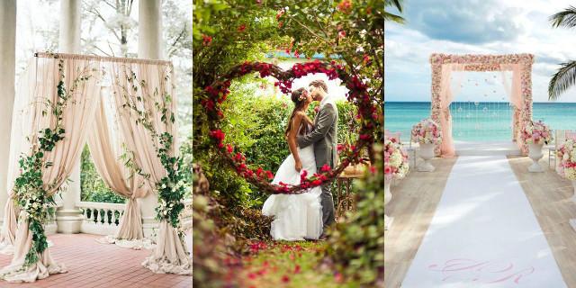 Addobbi matrimonio idee romantiche e originali roba da - Addobbi matrimonio casa ...
