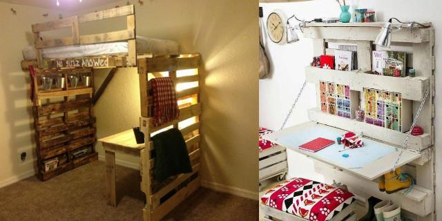 Mobili camera bambini amazing cameretta unisex bianca - Ikea cameretta bimbi ...