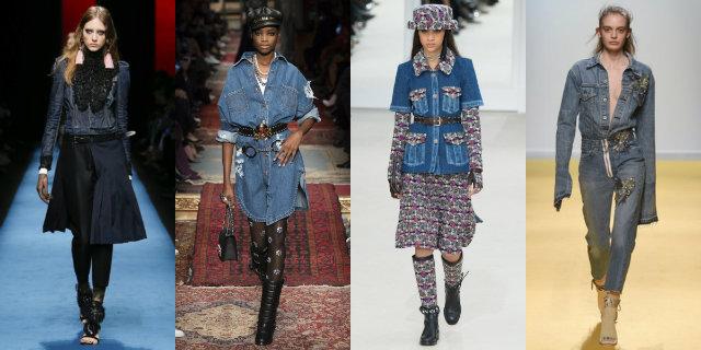 online retailer 198fa b241d Camicia jeans donna: capo eterno sempre alla moda - Roba da ...