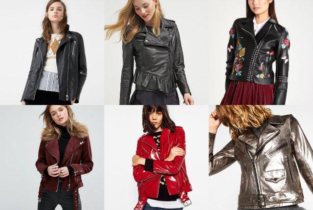 Proposte moda chiodo 2016