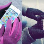 I 10 guanti touch più belli per usare lo smartphone tenendo le mani al caldo