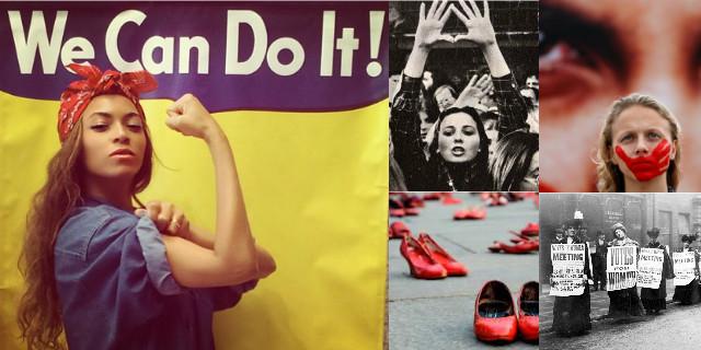 Storia del femminismo: ieri, oggi e domani... girl power!
