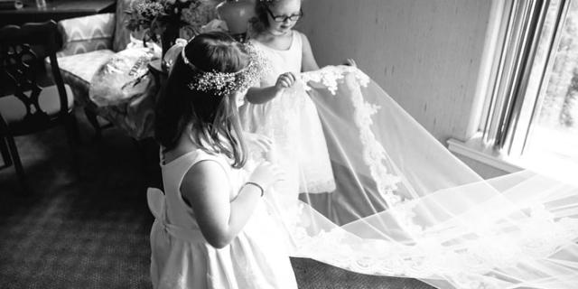 Il matrimonio dell'insegnante Kinsey con tutti i suoi ba