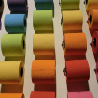 Qual è il verso giusto per usare la carta igienica?